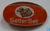 Setter Set [dark red]