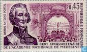 Postage Stamps - France [FRA] - Academy of Medicine
