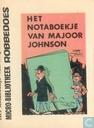 Het notaboekje van majoor Johnson