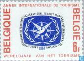 Postage Stamps - Belgium [BEL] - Year of tourism