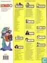 Comics - Leonardo - Toonmeester