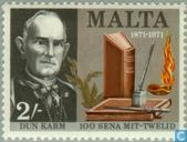 Postage Stamps - Malta - Psaila, C.