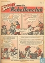 Strips - Sjors van de Rebellenclub (tijdschrift) - 1956 nummer  14