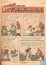 Comics - Sjors van de Rebellenclub (Illustrierte) - 1956 nummer  14