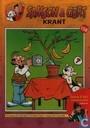 Bandes dessinées - Samson & Gert krant (tijdschrift) - Nummer  158