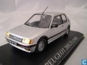 Voitures miniatures - Altaya - Peugeot 205 GTI