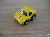 Model cars - Tonka - Tonka turbo trickster yellow