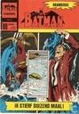 Comics - Batman - Ik stierf duizend maal!