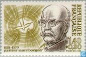 Postage Stamps - France [FRA] - Marc Boegner,