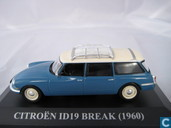 Modelauto's  - Altaya - Citroën ID 19 Break