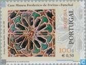 Postzegels - Madeira - Tegels