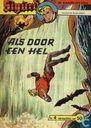 Als door een hel