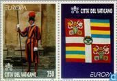 Postage Stamps - Vatican City - Europe – Tales and legends