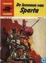 Strips - Commando Classics - De leeuwen van Sparta