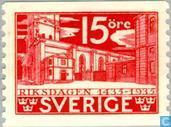 Briefmarken - Schweden [SWE] - Pfarrkirche
