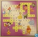 Jeux de société - Scrabble - Junior Scrabble - Disney uitvoering