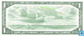 Billets de banque - Bank of Canada / Banque du Canada - Dollar Canada 1
