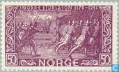 Postage Stamps - Norway - Snorre Sturluson