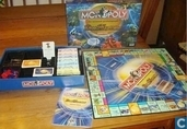 Board games - Monopoly - Monopoly Duel Masters