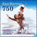 Postage Stamps - San Marino - Olympische Spelen