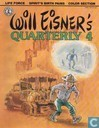 Bandes dessinées - Will Eisner's Quarterly (tijdschrift) (Engels) - Will Eisner's Quarterly 4