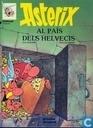 Comic Books - Asterix - Asterix al país dels Helvecis