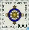 Postzegels - Duitsland, Bondsrepubliek [DEU] - Orden 'Pour le mérite' 1842-1992