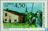 Joan of Arc's birthplace