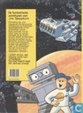 Strips - Jim Spaceborn - De onbekende planeet