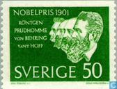 Briefmarken - Schweden [SWE] - Nobelpreisträger 1901