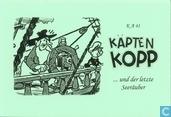 Bandes dessinées - Cappi - Käpten Kopp ...und der letzte Seeräuber