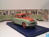 """Voitures miniatures - Atlas - De Simca-taxi uit """"De zaak Zonnebloem"""""""