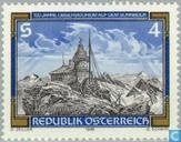 Postage Stamps - Austria [AUT] - Sonnblick Observatory, 100 years