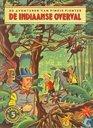 Comic Books - Pinkie Pienter - De indiaanse overval