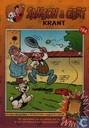 Bandes dessinées - Samson & Gert krant (tijdschrift) - Nummer  164