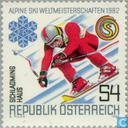 Postage Stamps - Austria [AUT] - World Cup Alpine skiing