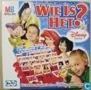 Spellen - Wie is het - Wie is het?   -   Disney Editie