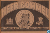 Comic Books - Bumble and Tom Puss - Heer Bommel presenteert: Heer Bommel en de daadsteller