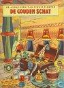 Comic Books - Pinkie Pienter - De gouden schat