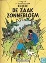 Bandes dessinées - Tintin - De zaak Zonnebloem
