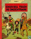 Strips - Chick Bill - Chick Bill tegen de onzichtbare