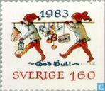 Timbres-poste - Suède [SWE] - 160 multicolore