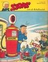 Strips - Sjors van de Rebellenclub (tijdschrift) - 1959 nummer  42