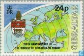 Timbres-poste - Gibraltar - Diaconessen Gibraltar
