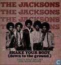 Vinyl records and CDs - Jacksons, The - Shake Your Body