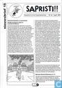 Strips - Sapristi!! (tijdschrift) - Nr 16 / maart 2001