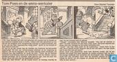 Strips - Bommel en Tom Poes - Tom Poes en de wens-werkster