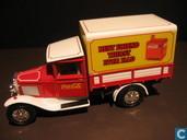 Model cars - Mattel - FORD AA       coca cola