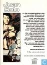 Comic Books - Juan Solo - De rat van de straat