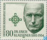 Postage Stamps - Berlin - Klausener, Dr.. Erich 50th year of death